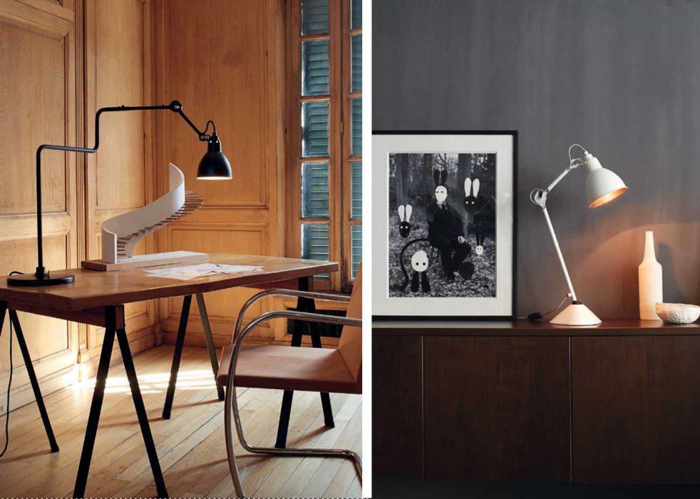Lamp DC: Lampe Gras