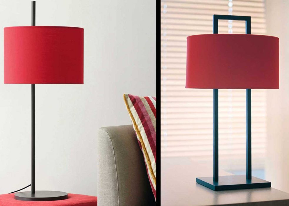 Lamp links SD: Mendis   Lamp rechts SD: Satis