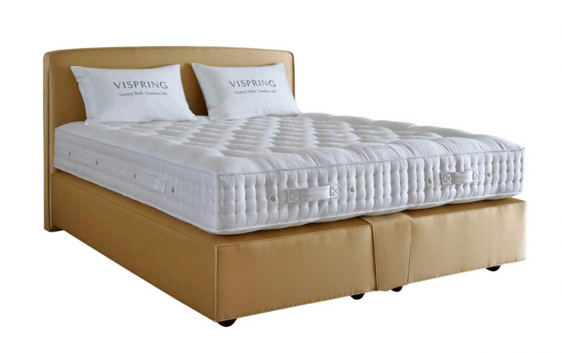 Vispring Boxspring Tiara Superb.